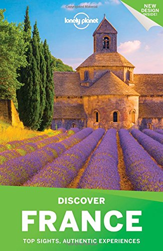 Stock image for Lonely Planet Discover France (Discover Country) for sale by Pro Quo Books
