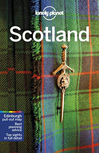 9781786578037: Lonely Planet Scotland [Lingua Inglese]