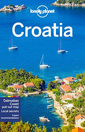 9781786578051: Lonely Planet Croatia (Country Guide)