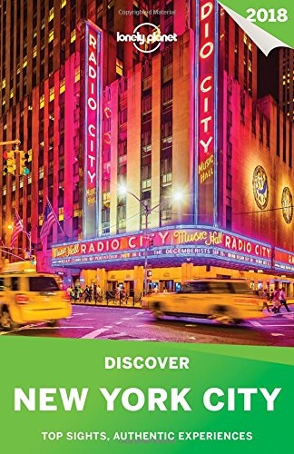 9781786578846: Lonely Planet Discover New York City 2018