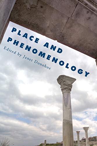 9781786600301: Place and Phenomenology