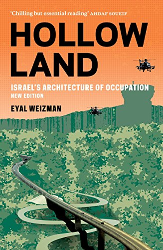 9781786634481: Hollow Land: Israel's Architecture of Occupation