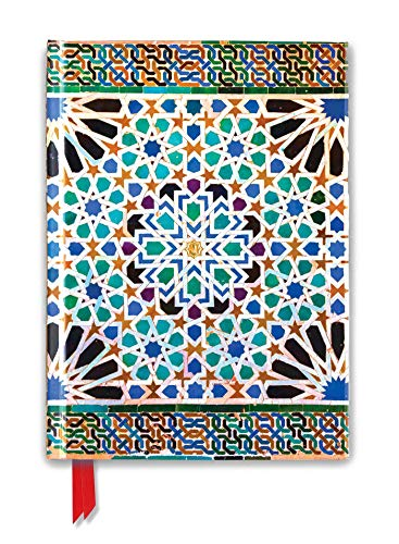 9781786640000: Alhambra Palace (Foiled Journal) (Flame Tree Notebooks)
