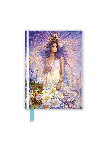 Josephine Wall: Virgo (Foiled Pocket Journal) (Flame