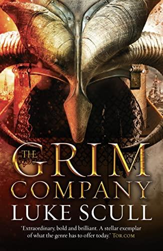 9781786690005: The Grim Company 01