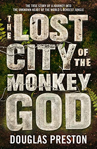 9781786695079: The Lost City of the Monkey God