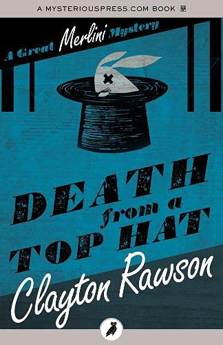 9781786698315: Death from a Top Hat (The Great Merlini Mysteries)