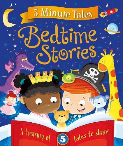 5 Minute Bedtime Stories (Young Story Time)