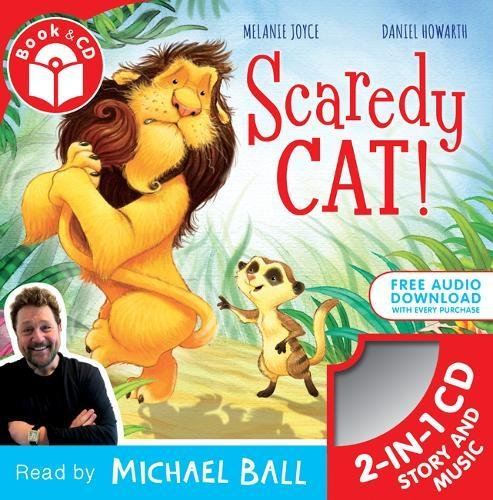 9781786709660: Scaredy Cat (Picture Flats and CD)