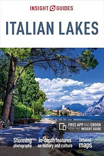 9781786710055: Insight Guides Italian Lakes