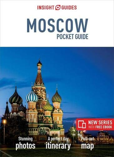 9781786715371: Insight Guides: Pocket Moscow (Insight Pocket Guides)