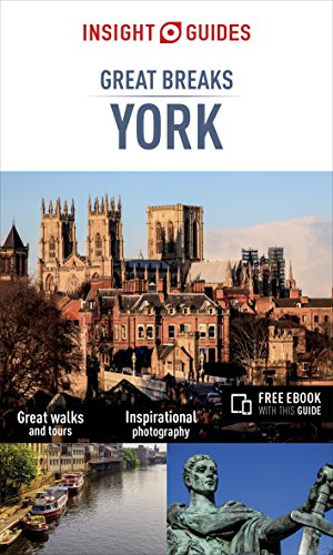 9781786715654: Insight Guides Great Breaks York (Insight Great Breaks)