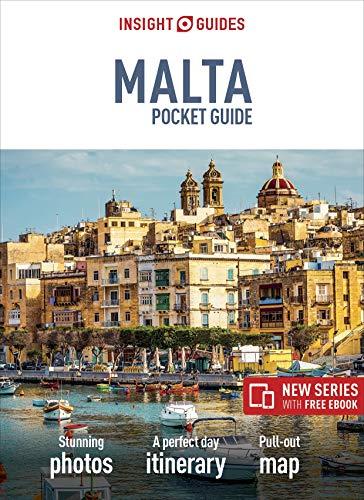 Insight Guides Pocket Malta (Insight Pocket Guides)