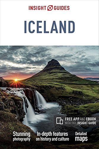 Insight Guides: Iceland (Insight Guide Silk Road)