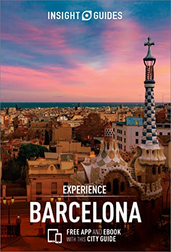 9781786716262: Insight Guides Experience Barcelona (Travel Guide with Free eBook) (Insight Experience Guides)