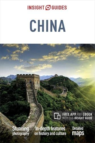 9781786716361: Insight Guides China