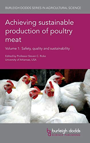 Achieving sustainable production of poultry meat Volume: Prof. S. C.