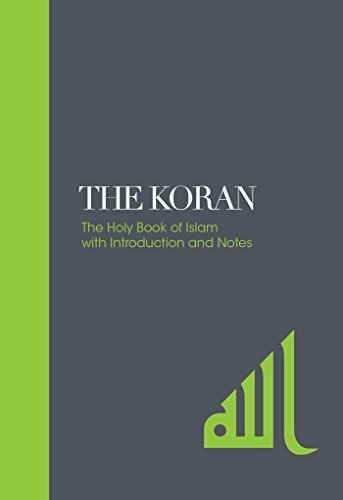 9781786780386: The Koran: The Holy Book of Islam with Introduction and Notes