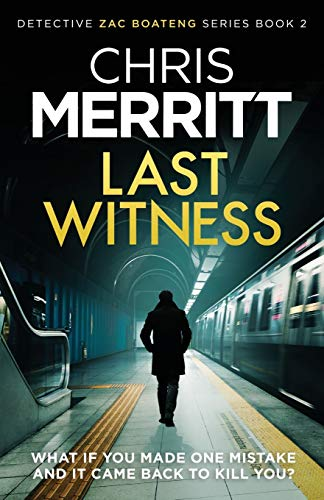 9781786815118: Last Witness: A gripping crime thriller you won't be able to put down
