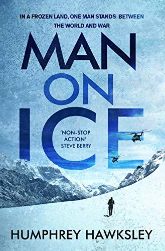 9781786894946: Man on Ice (Rake Ozenna thrillers)