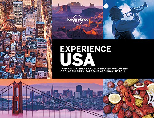 Lonely Planet Experience USA: Lonely Planet; Andrew,