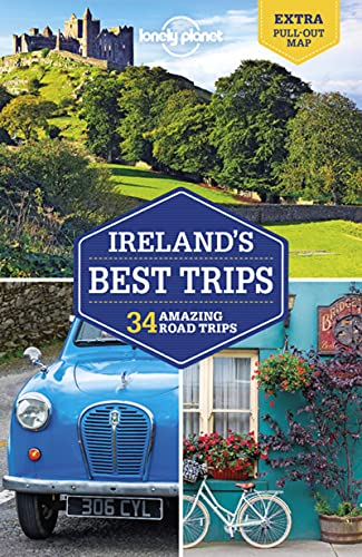 9781787013544: Lonely Planet Ireland's Best Trips (Trips Country)