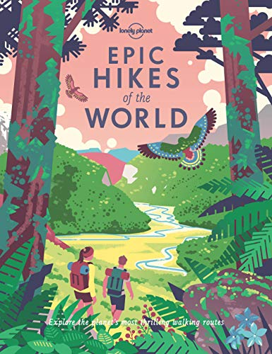 9781787014176: Epic Hikes of the World