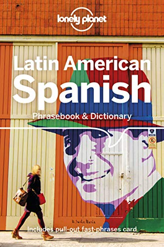 9781787014671: Lonely Planet Latin American Spanish Phrasebook & Dictionary