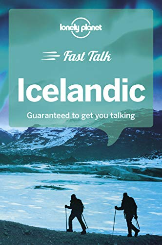 9781787014725: Lonely Planet Fast Talk Icelandic (Phrasebook)