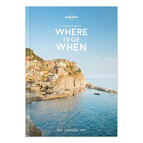 2019 Lonely Planet Travel Weekly Monthly Hard Planner 9781787017290 Lonely Planet's, Where To Go When, 12 month planner doubles as an organizer for your plans and a guide for travel ideas! Week-to-view pl