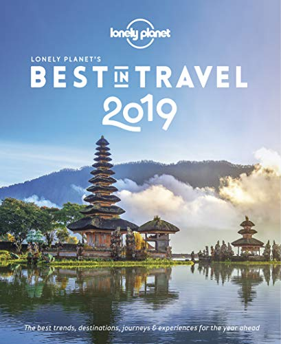 9781787017665: Lonely Planet's Best in Travel 2019 [Lingua Inglese]
