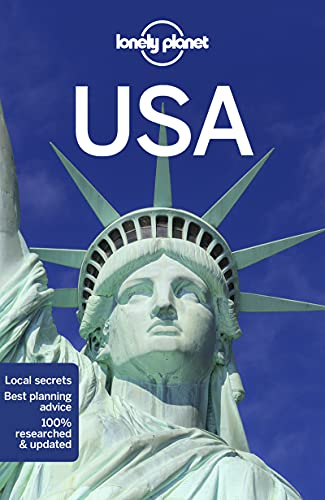 Lonely Planet USA (Country Guide): Planet, Lonely; Albiston,