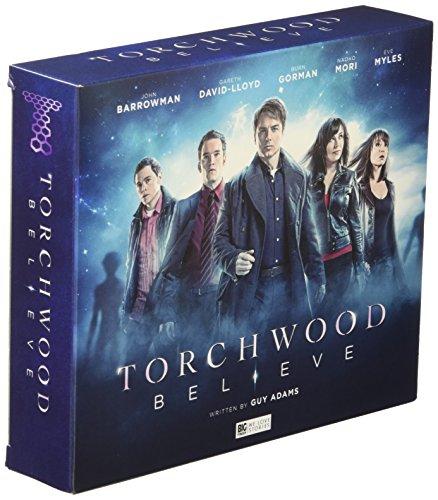 9781787035799: Torchwood: Believe