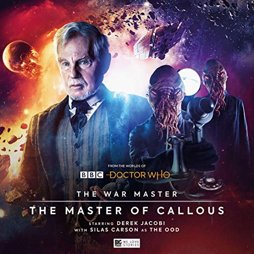 9781787036628: The War Master: Master of Callous (Doctor Who - The War Master)