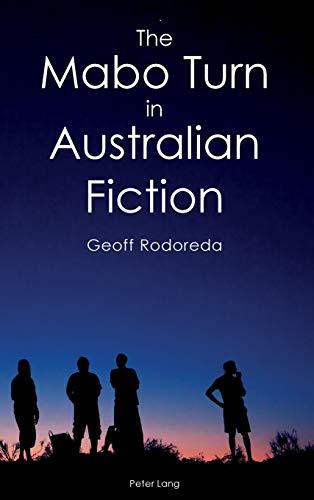 The Mabo Turn in Australian Fiction: Geoff Rodoreda