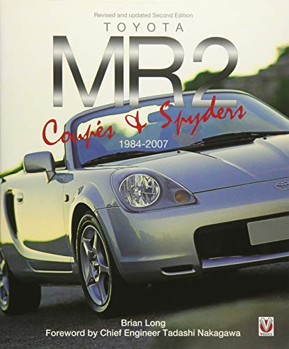 9781787110625: Toyota MR2 Coupe & Spyders