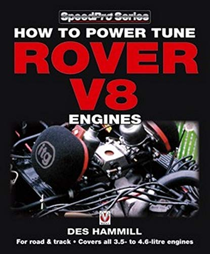 9781787111769: How to Power Tune Rover V8 Engines for Road & Track (Speedpro)