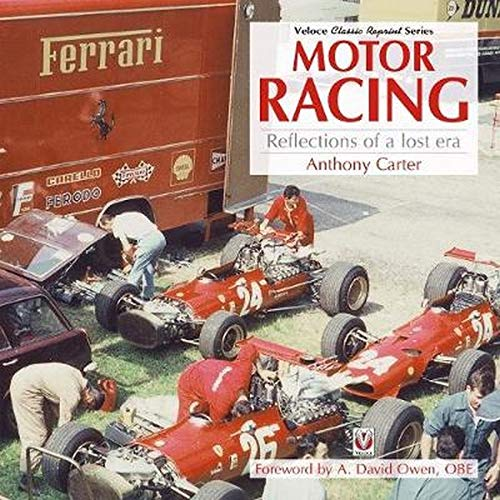 9781787111905: Motor Racing - Reflections of a Lost Era