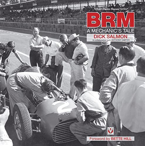 9781787112278: BRM - A mechanic`s tale