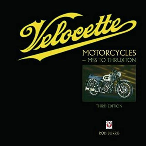9781787112483: Velocette Motorcycles - MSS to Thruxton: New Third Edition