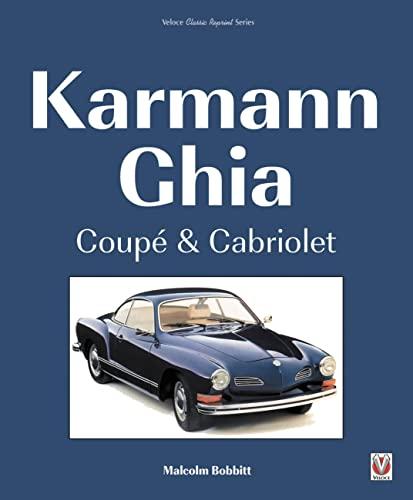 9781787113268: Karmann Ghia Coupe & Cabriolet
