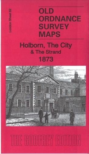 Holborn, the City & the Strand 1873: Pamela Taylor