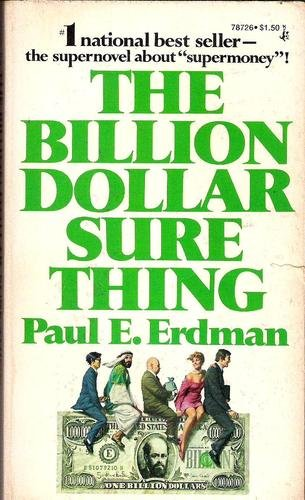 9781787261501: The Billion Dollar Sure Thing