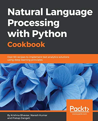 9781787289321: Natural Language Processing with Python