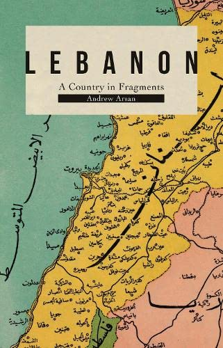 9781787383654: Lebanon: A Country in Fragments