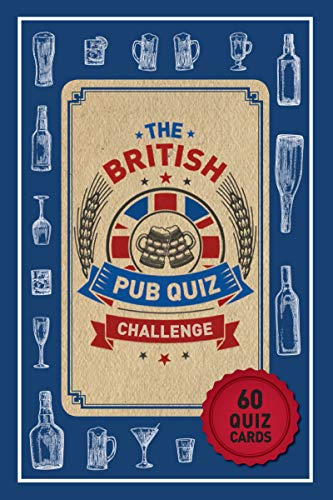 9781787390263: Puzzle Cards: The British Pub Quiz Challenge