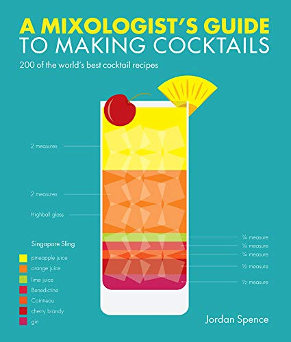 9781787391314: A Mixologist's Guide to Making Cocktails: 200 of the World's Best Cocktail Recipes (Y)