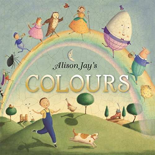 Alison Jay's Colours: Alison Jay
