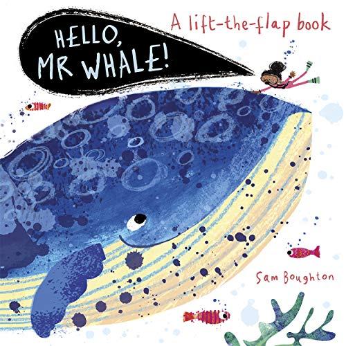 9781787415713: Hello, Mr Whale!