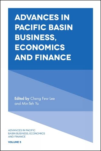 Advances in Pacific Basin Business, Economics and: Edited by Cheng